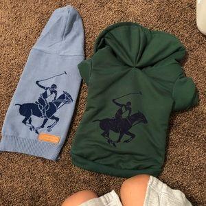 Small/medium dog sweaters